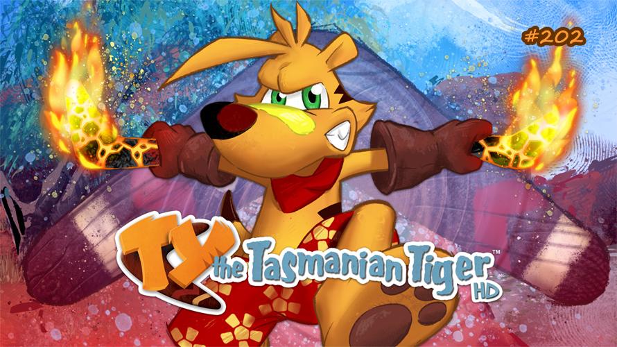 TT Poll #202: Ty the Tasmanian Tiger HD
