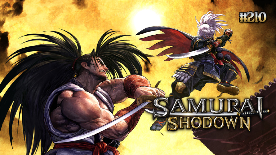 TT Poll #210: Samurai Shodown