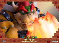 Bowser (Exclusive) Statue