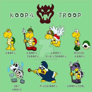 Koopa Troops