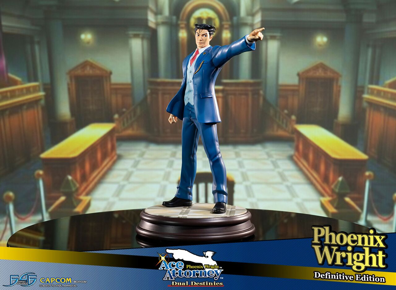 Phoenix Wright (Definitive Edition)