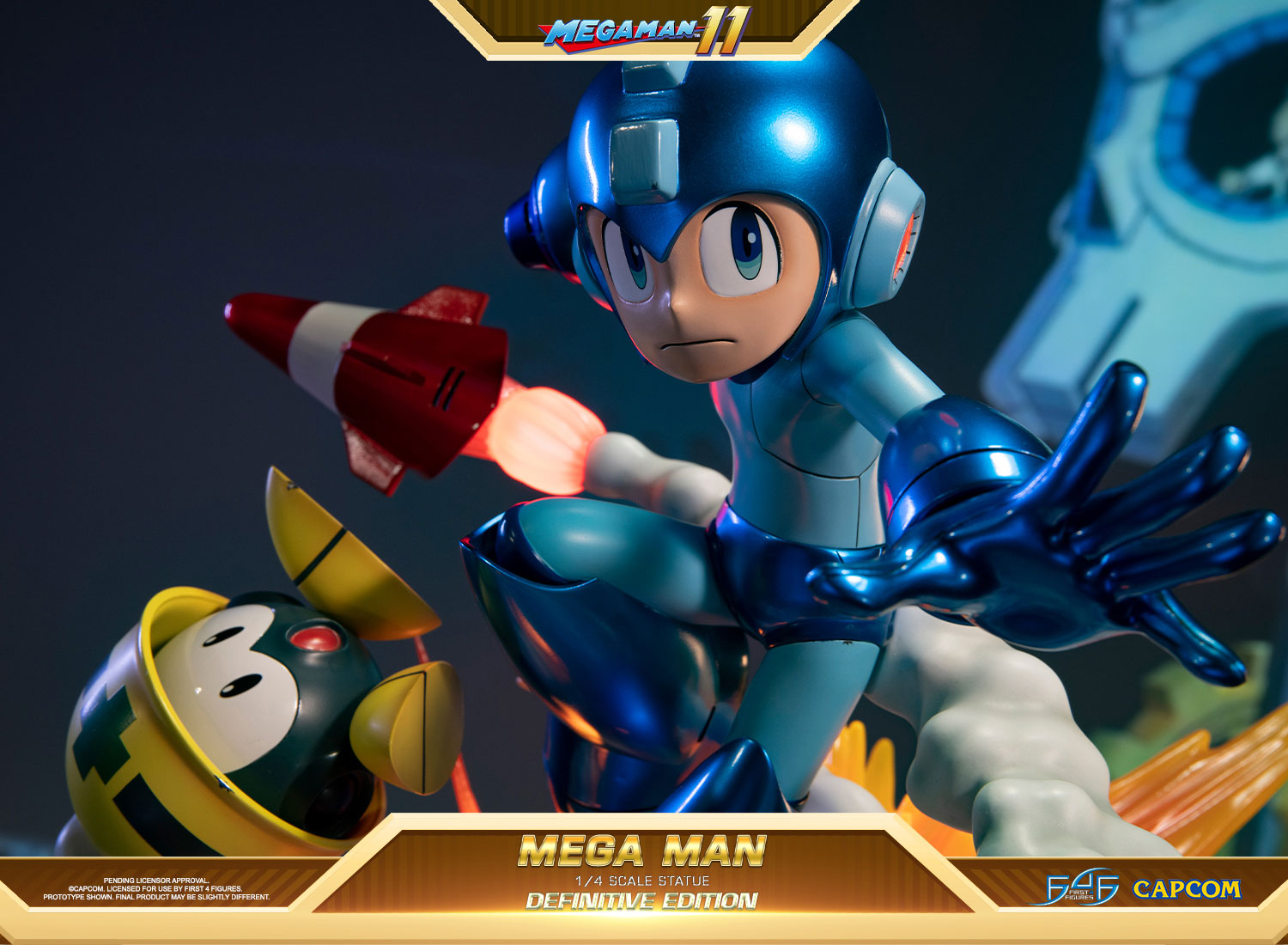 Mega Man (Definitive Edition)
