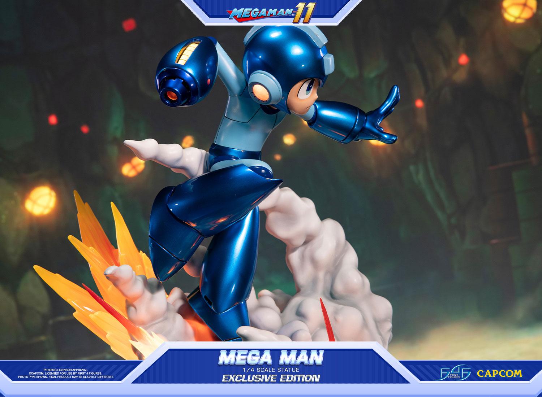 Mega Man (Exclusive Edition)