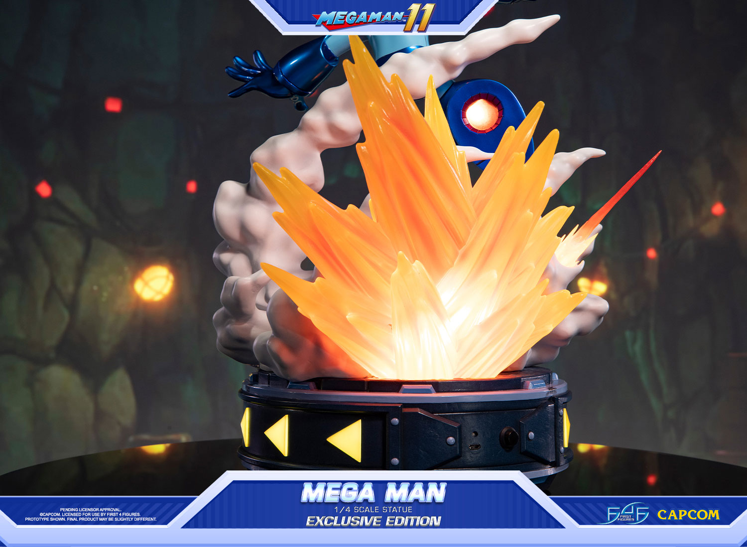 Mega Man (Exclusive Edition)