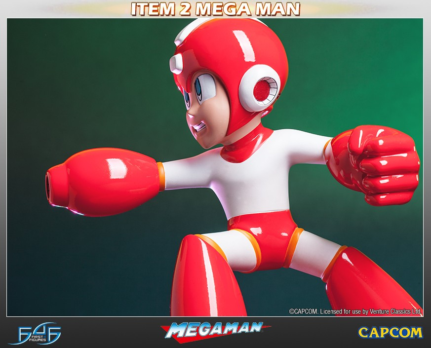 Item 2 Mega Man (Regular)