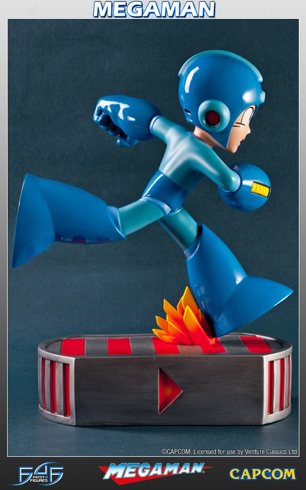 Running Mega Man (Regular)