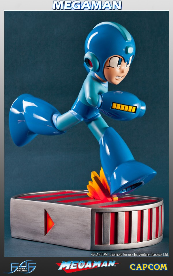 Running Megaman (Regular)