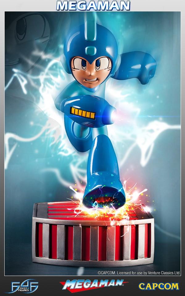 Running Megaman (Regular)