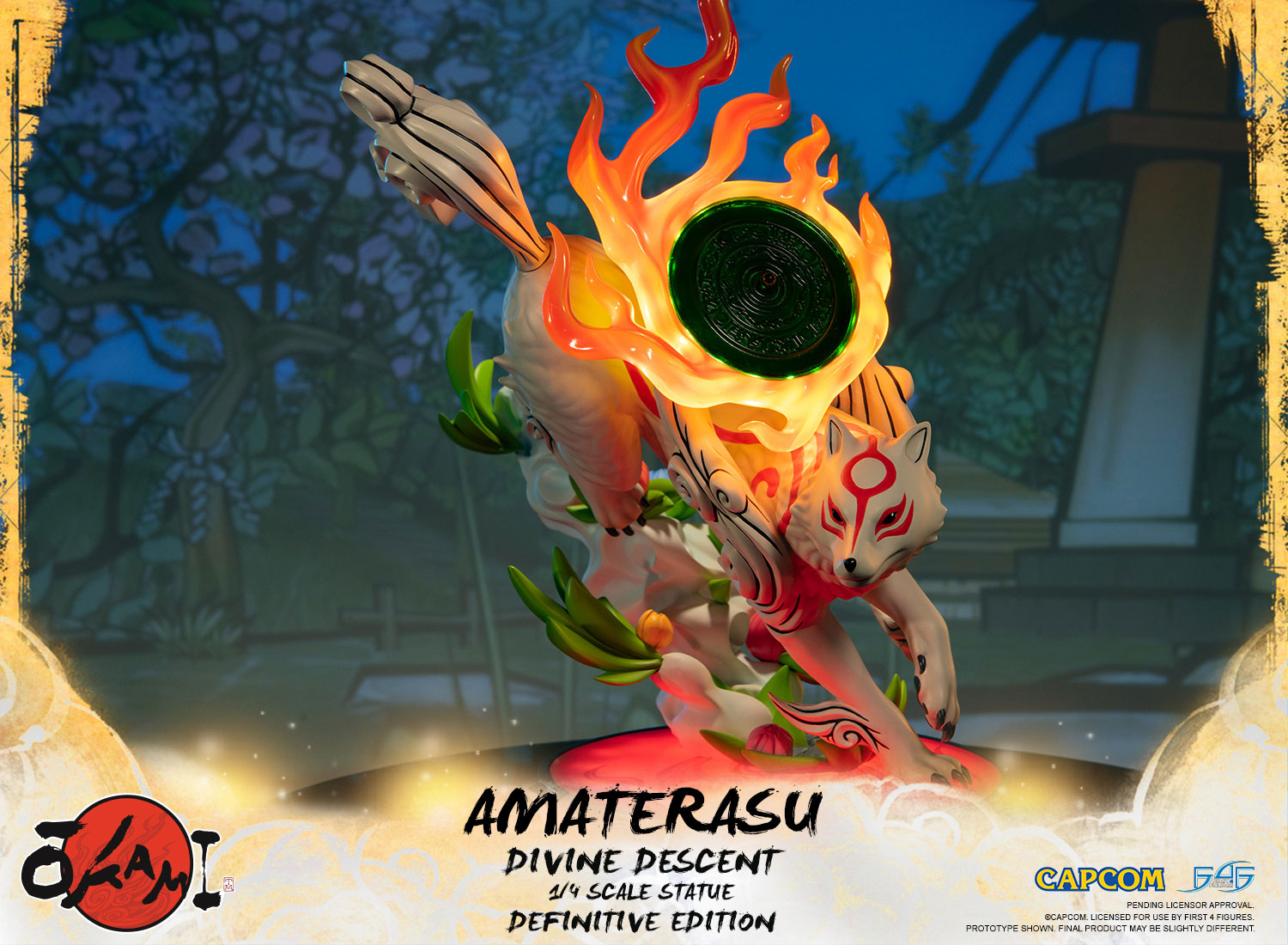 Amaterasu: Divine Descent (Definitive Edition)