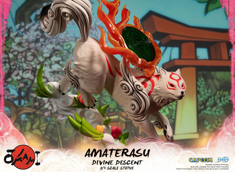 Amaterasu: Divine Descent (Standard Edition)