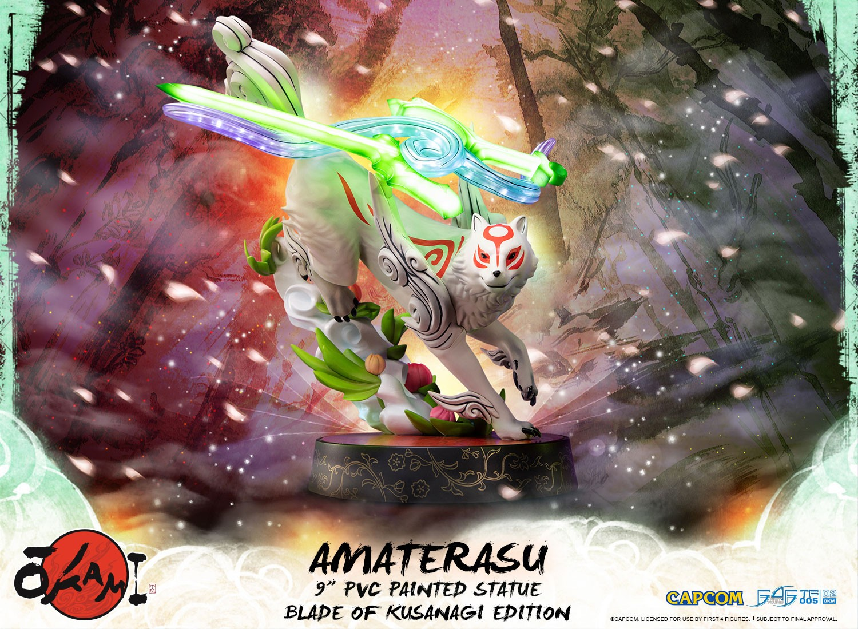 Amaterasu PVC (Blade of Kusanagi Edition)