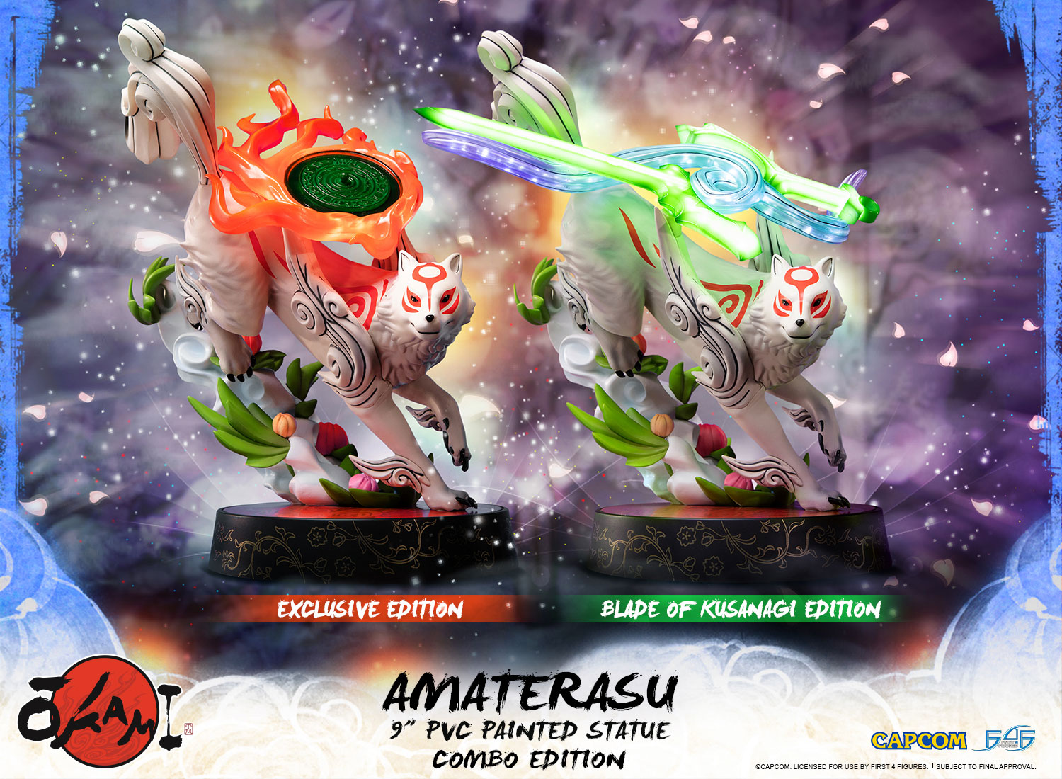 Amaterasu PVC (Combo Edition)