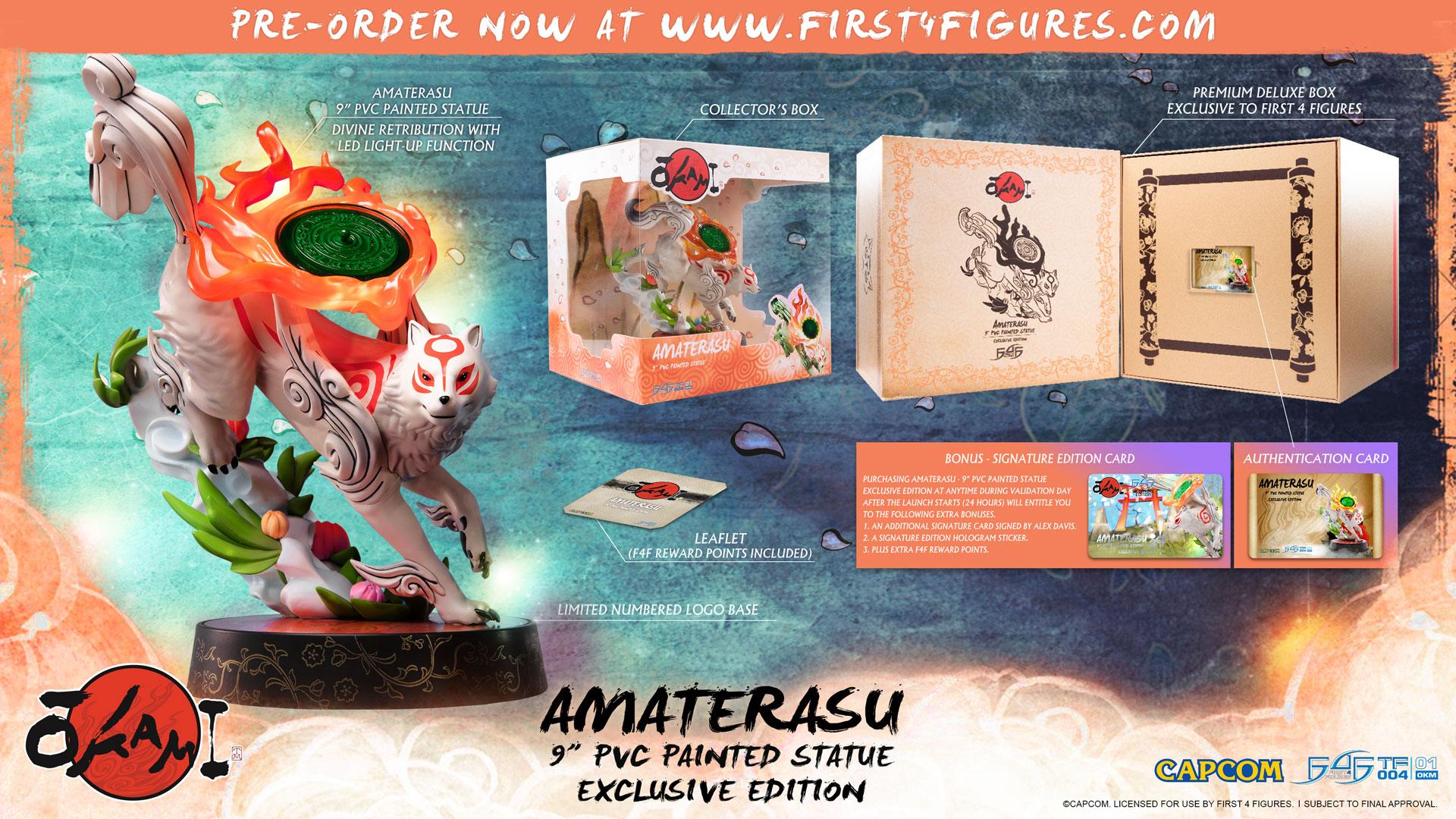 Amaterasu PVC (Exclusive Edition)