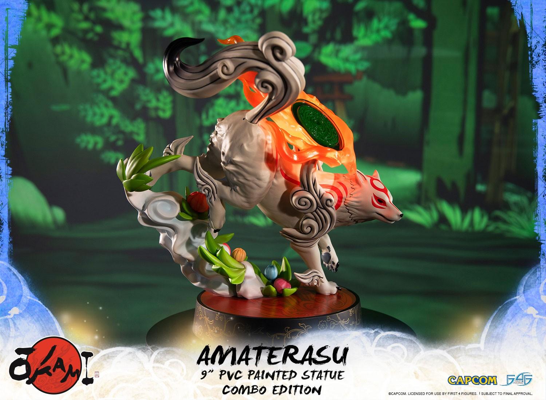 Amaterasu PVC (Combo Edition)