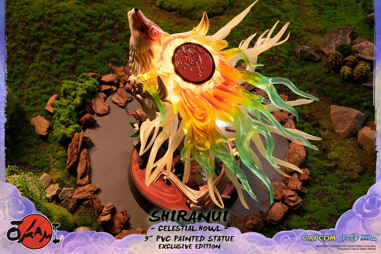 Shiranui Celestial Howl PVC (Exclusive Edition)
