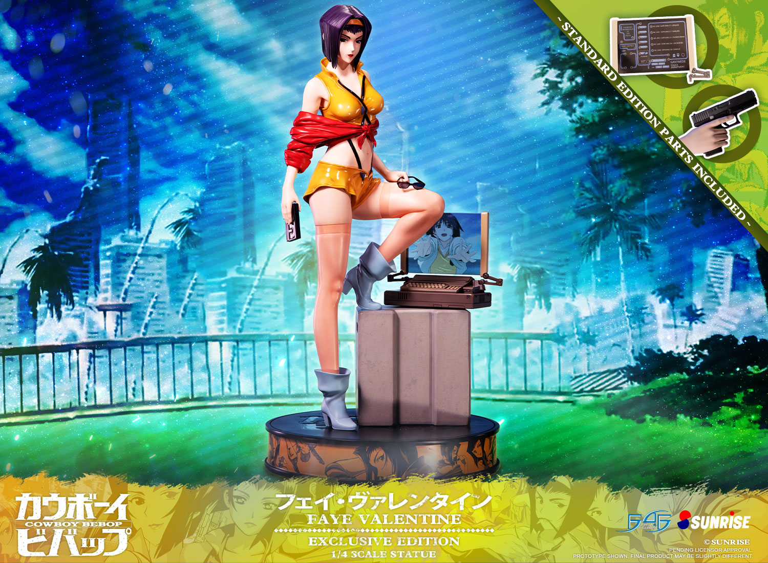 Faye Valentine (Exclusive Edition)