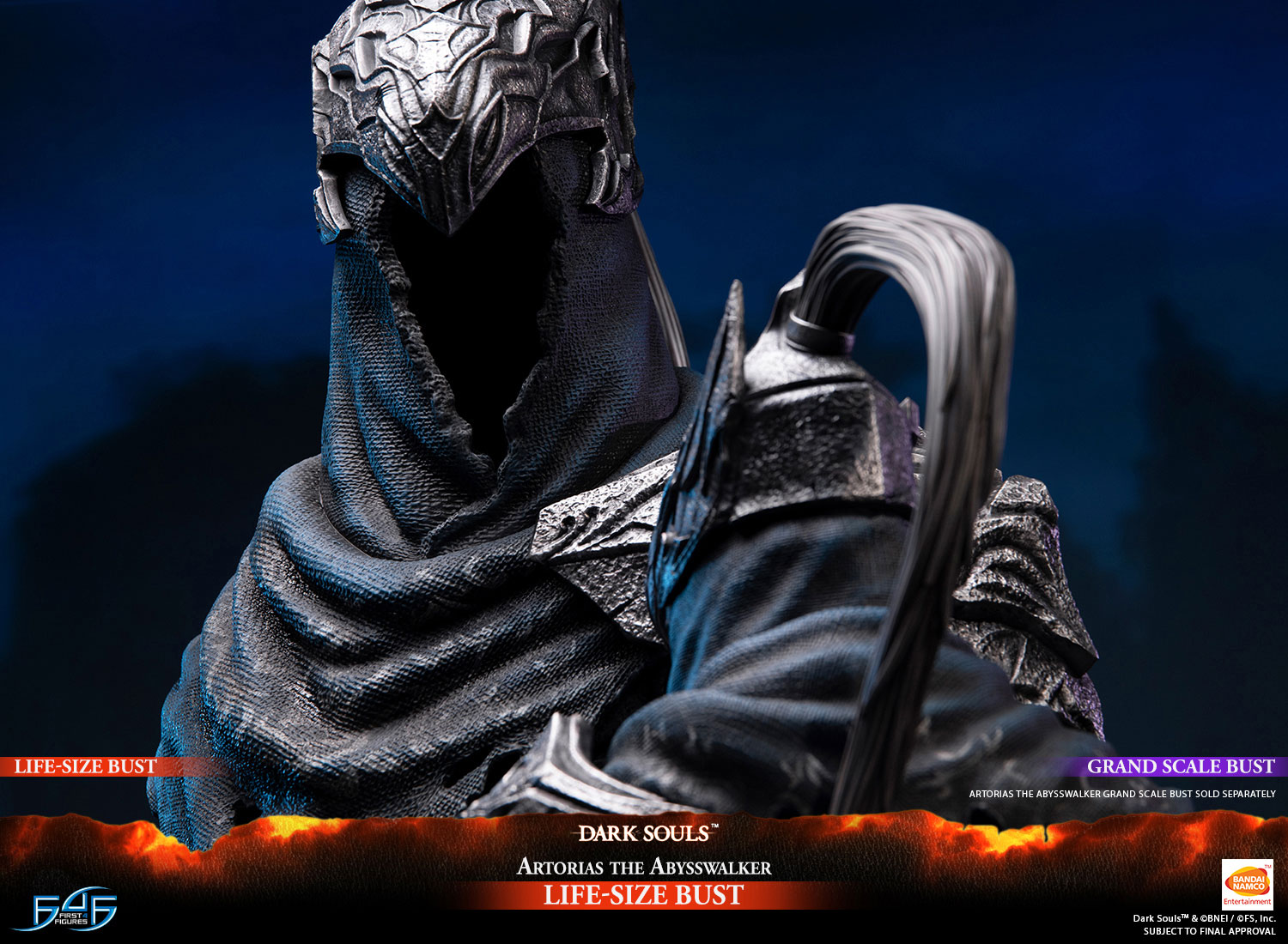 Artorias the Abysswalker Life-Size Bust (Standard Edition)