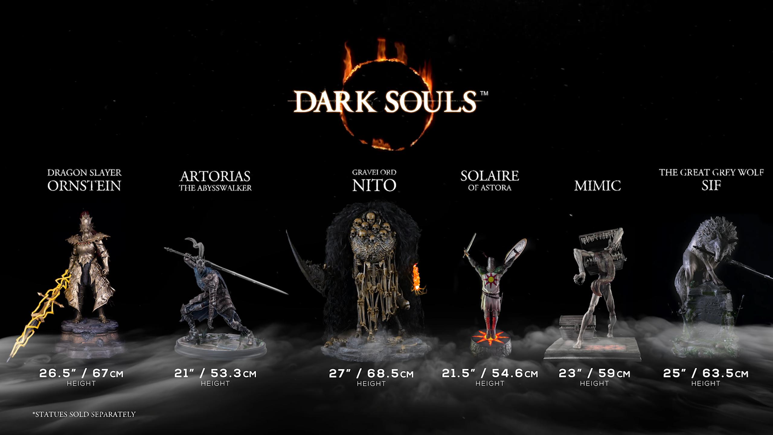First 4 Figures Dark Souls™ series