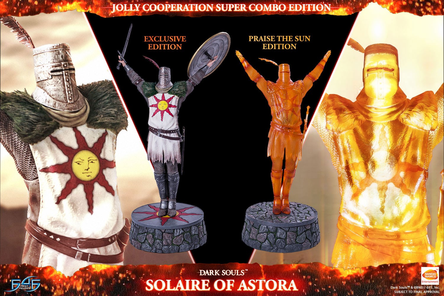 Solaire of Astora (Jolly Cooperation Super Combo Edition)
