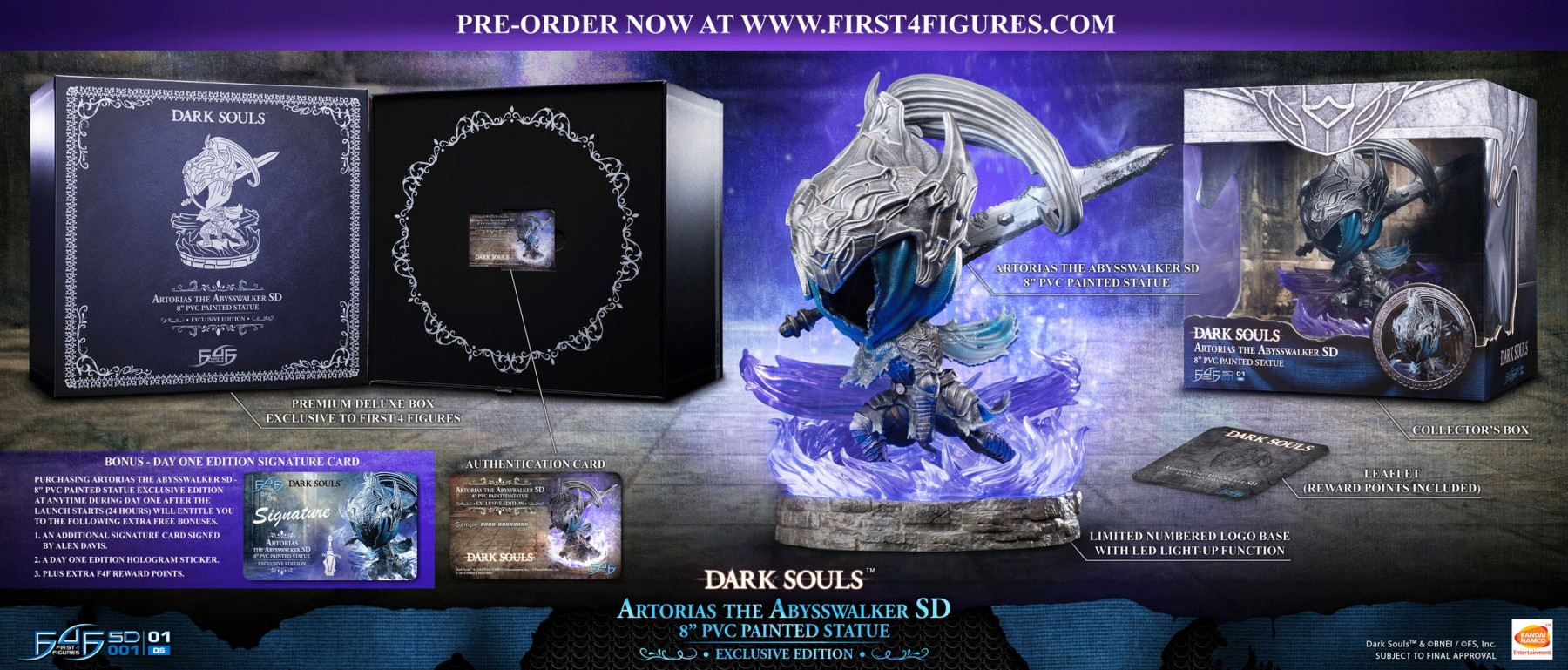 Artorias the Abysswalker SD (Exclusive) Set