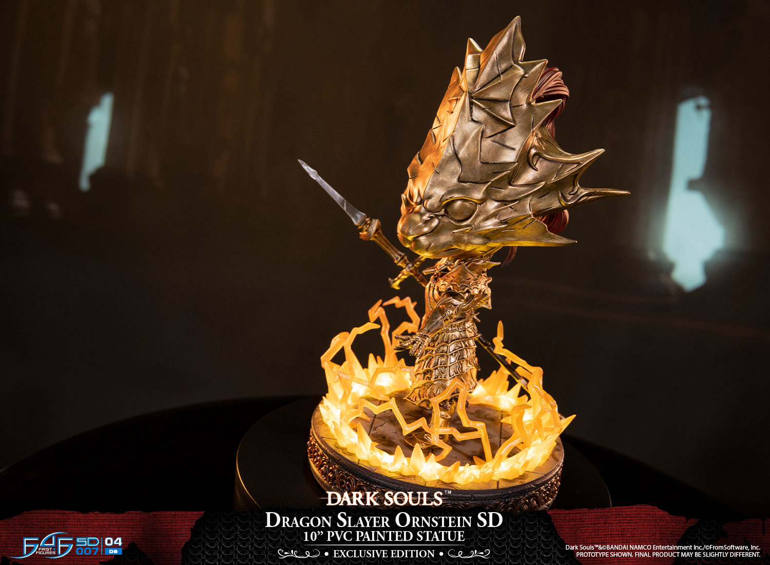 Dragon Slayer Ornstein SD (Exclusive Edition)