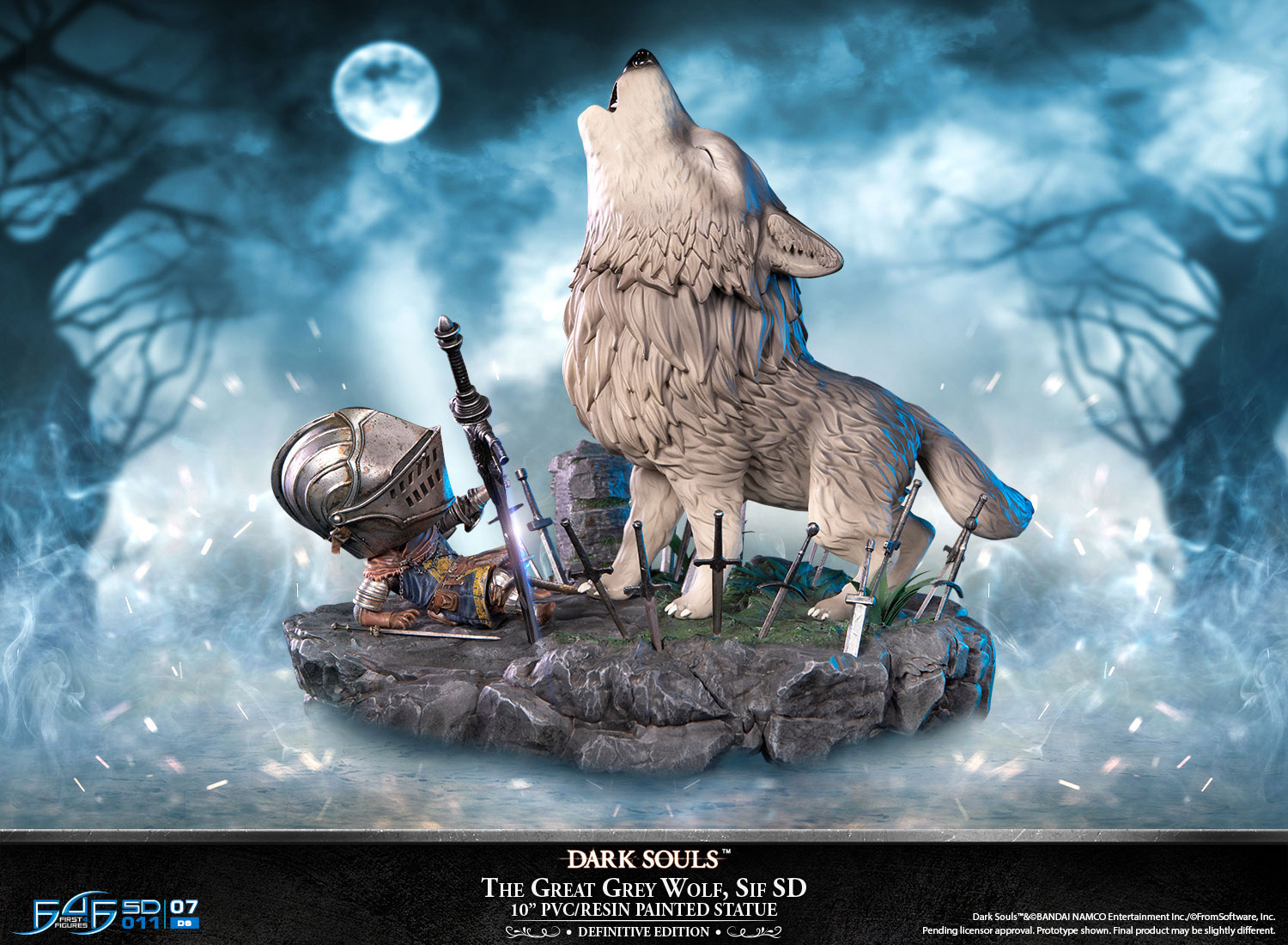 The Great Grey Wolf, Sif SD (Definitive Edition)