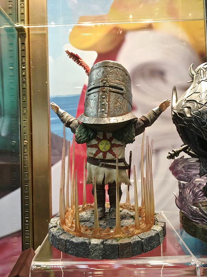 Solaire of Astora SD Resin Sample