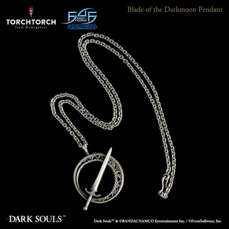Blade of the Darkmoon Pendant