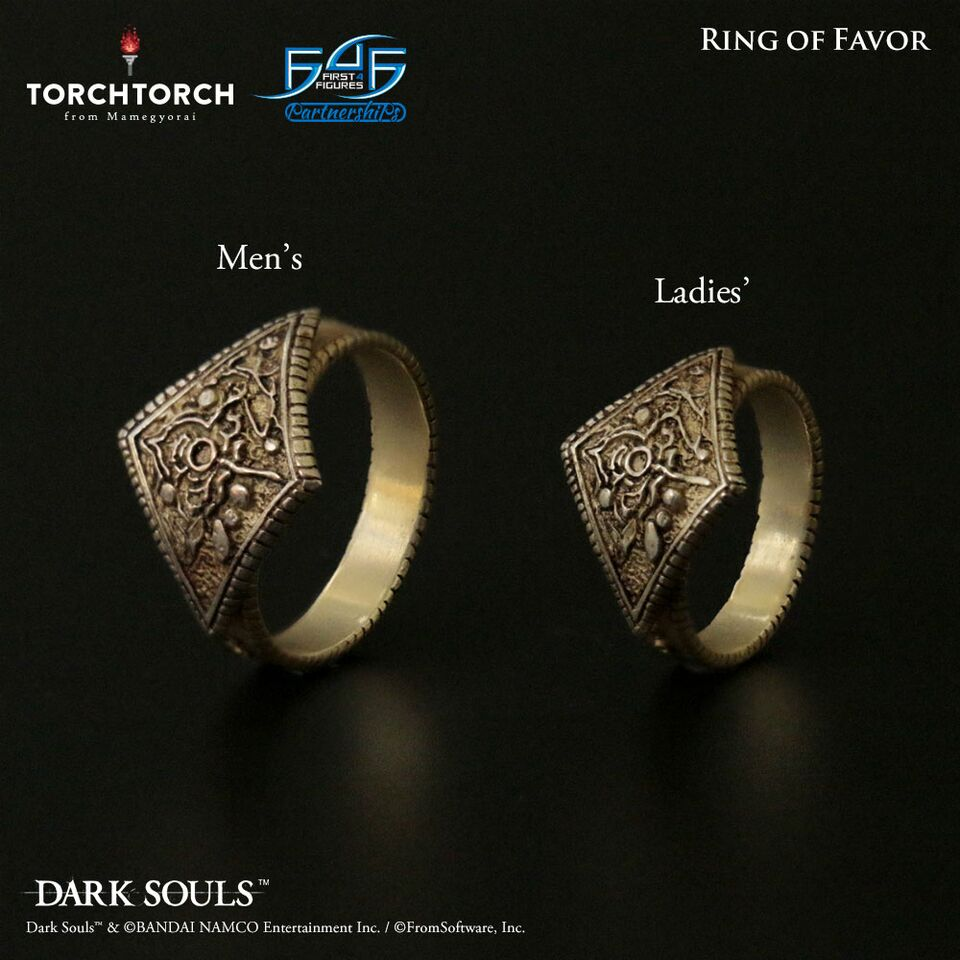 Ring of Favor (Men's & Ladies')