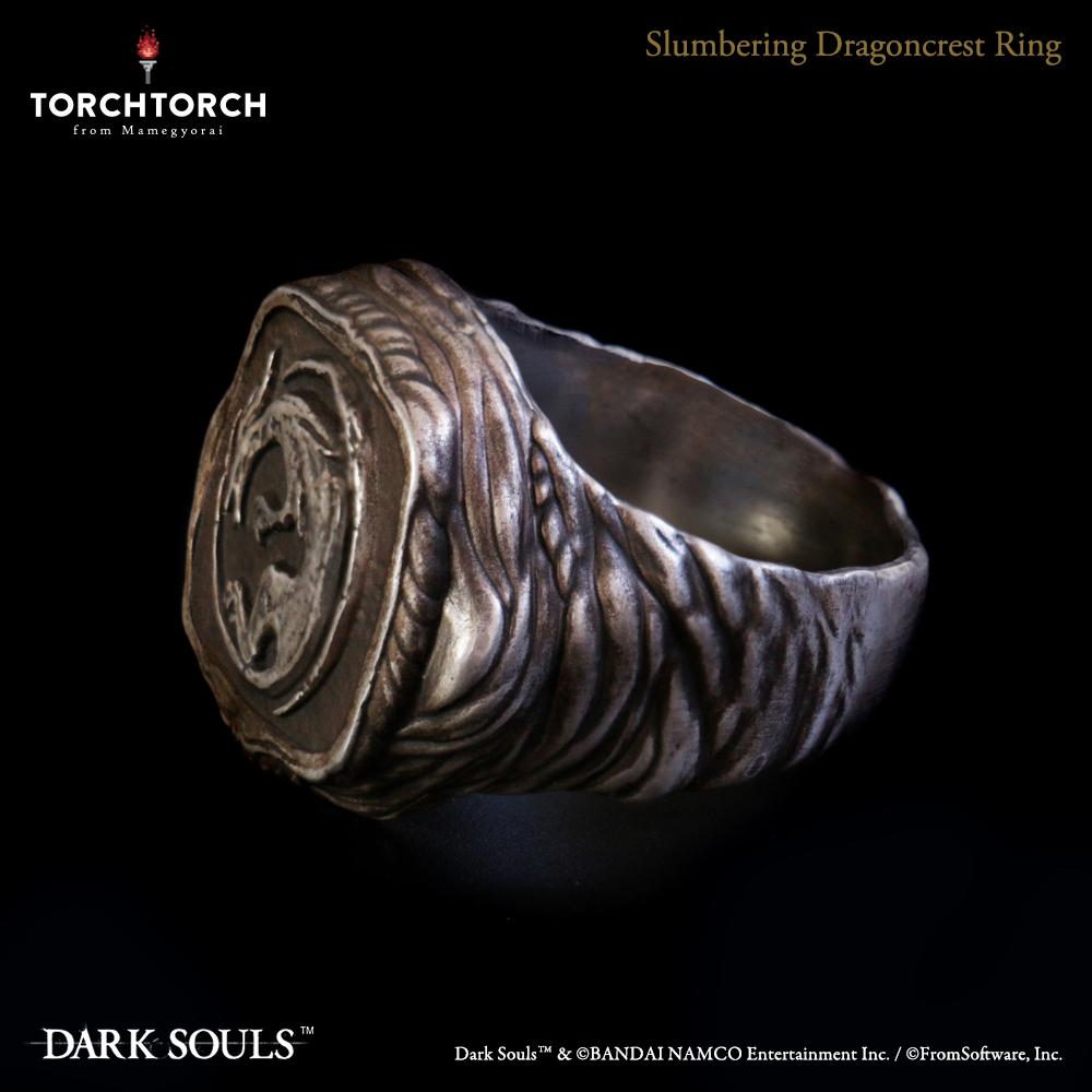 Slumbering Dragoncrest Ring