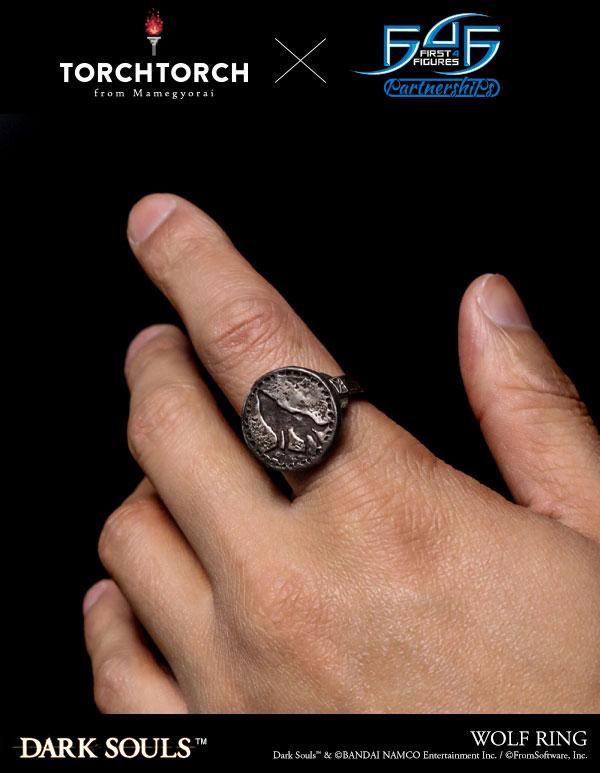 Wolf Ring (Men's)