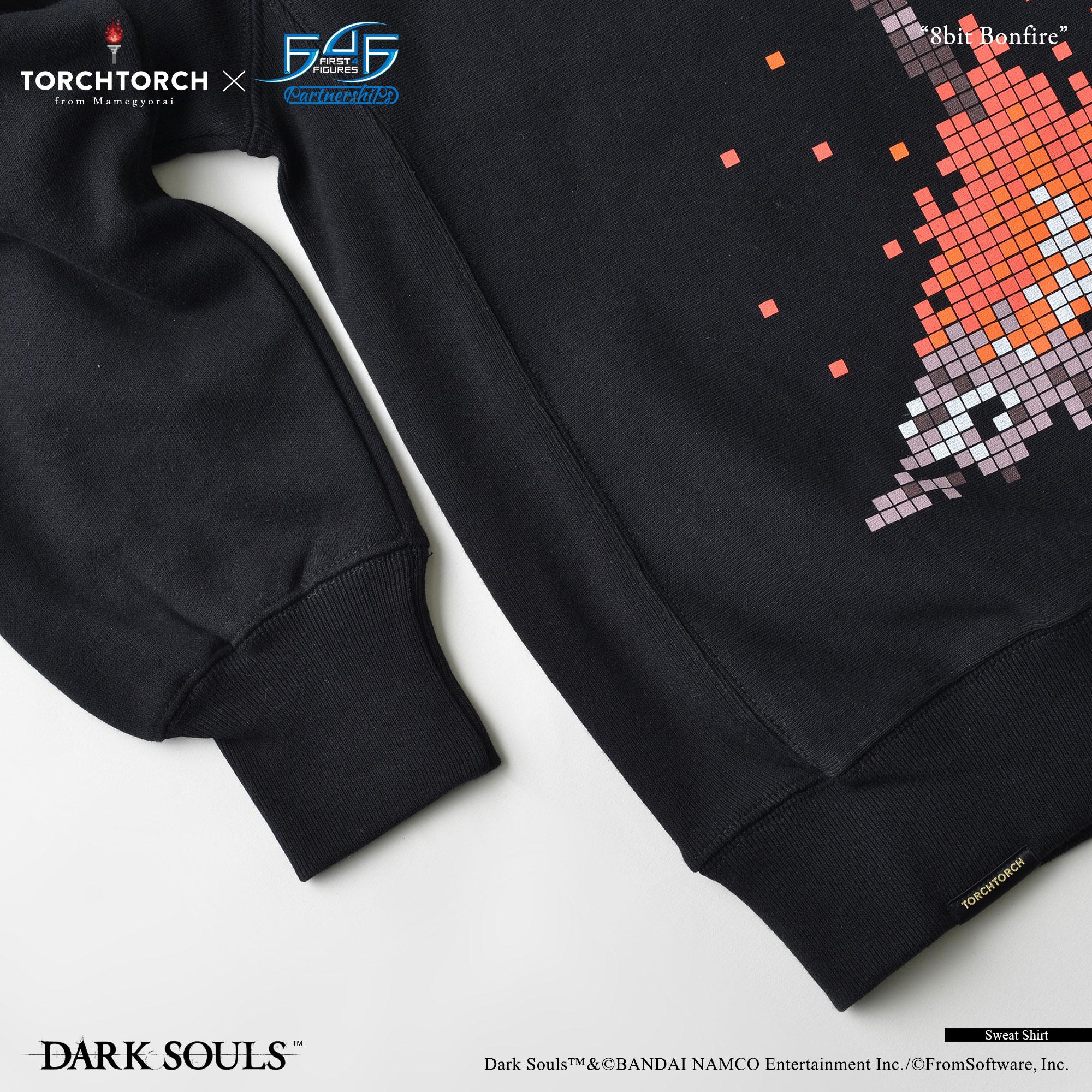 8bit Bonfire Sweatshirt