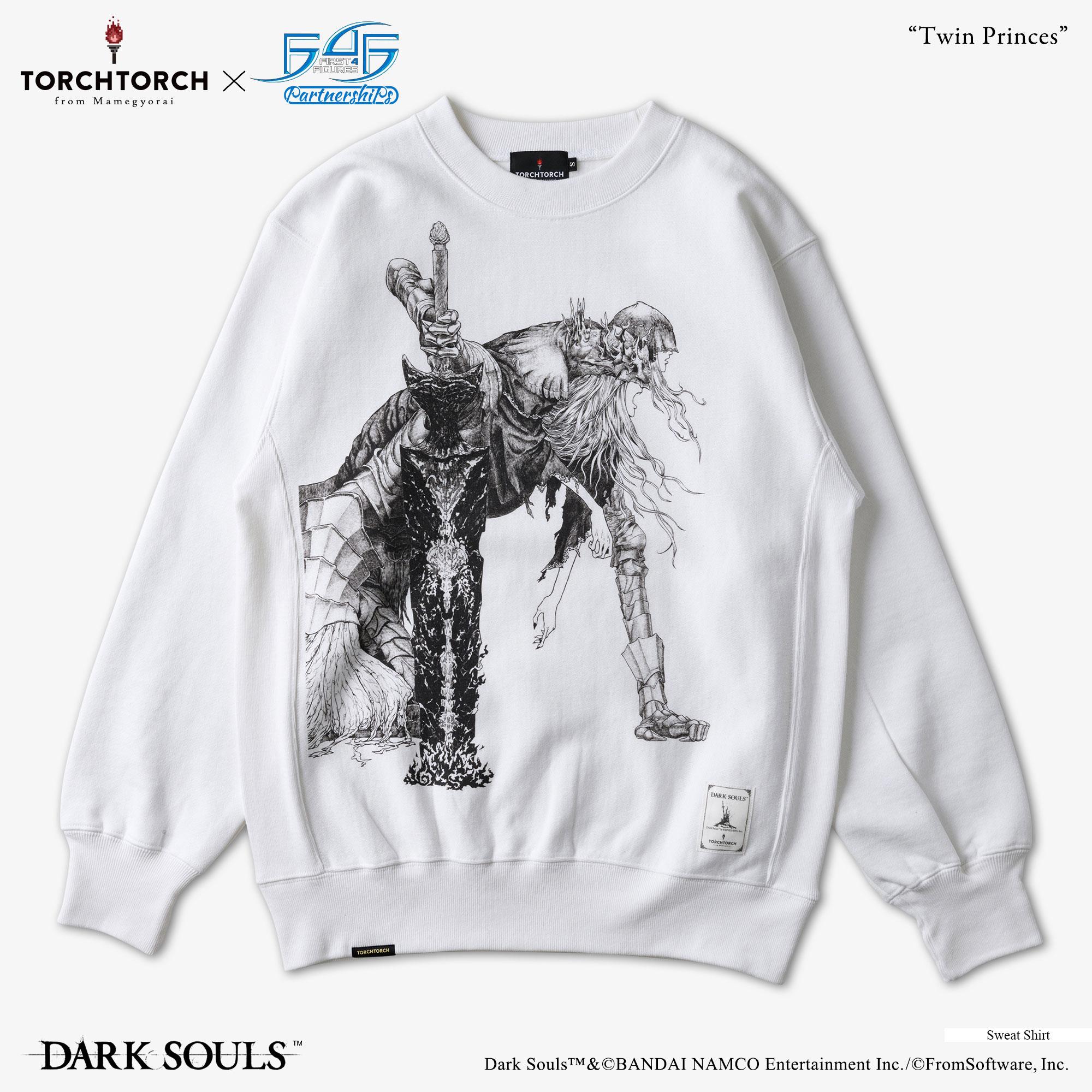 Twin Princes Sweatshirt