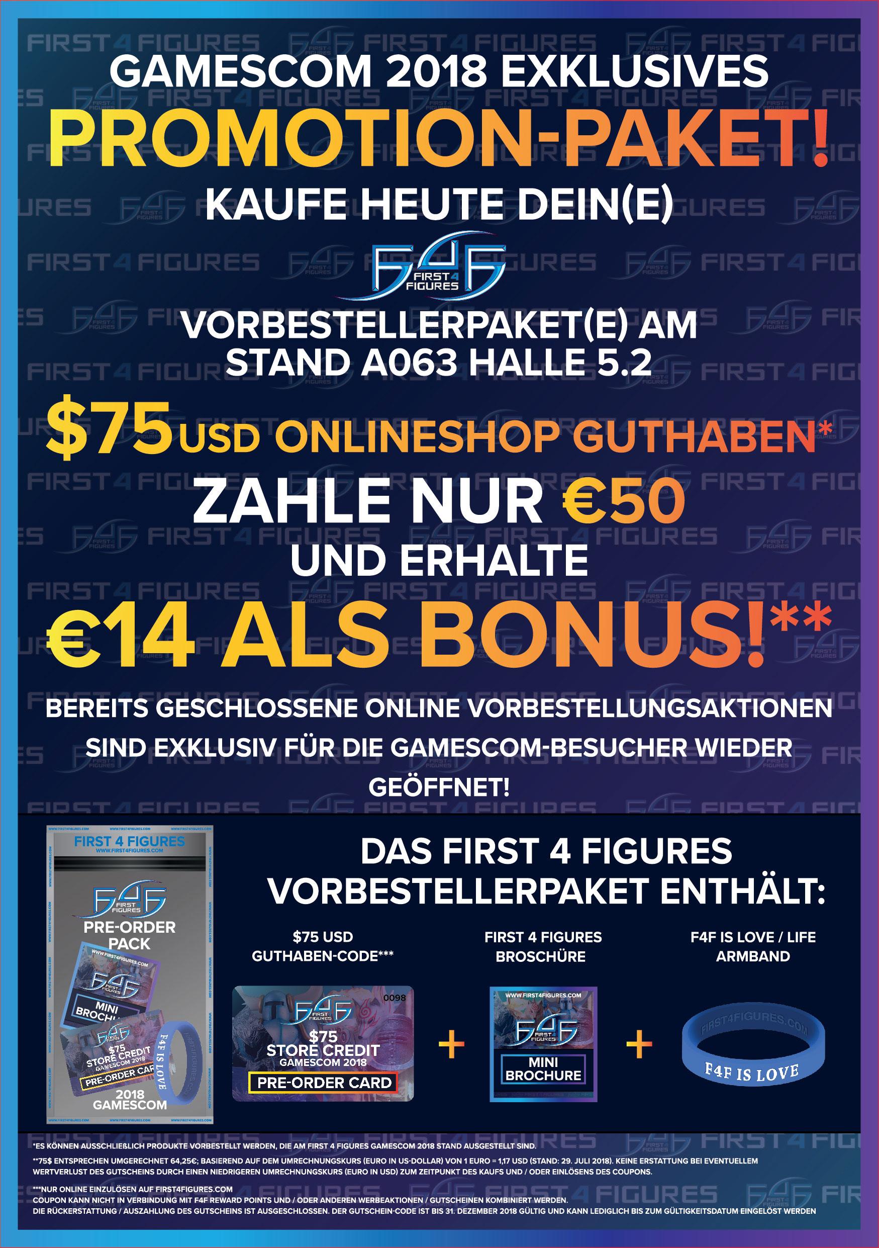 Gamescom 2018 F4F flyer (German)