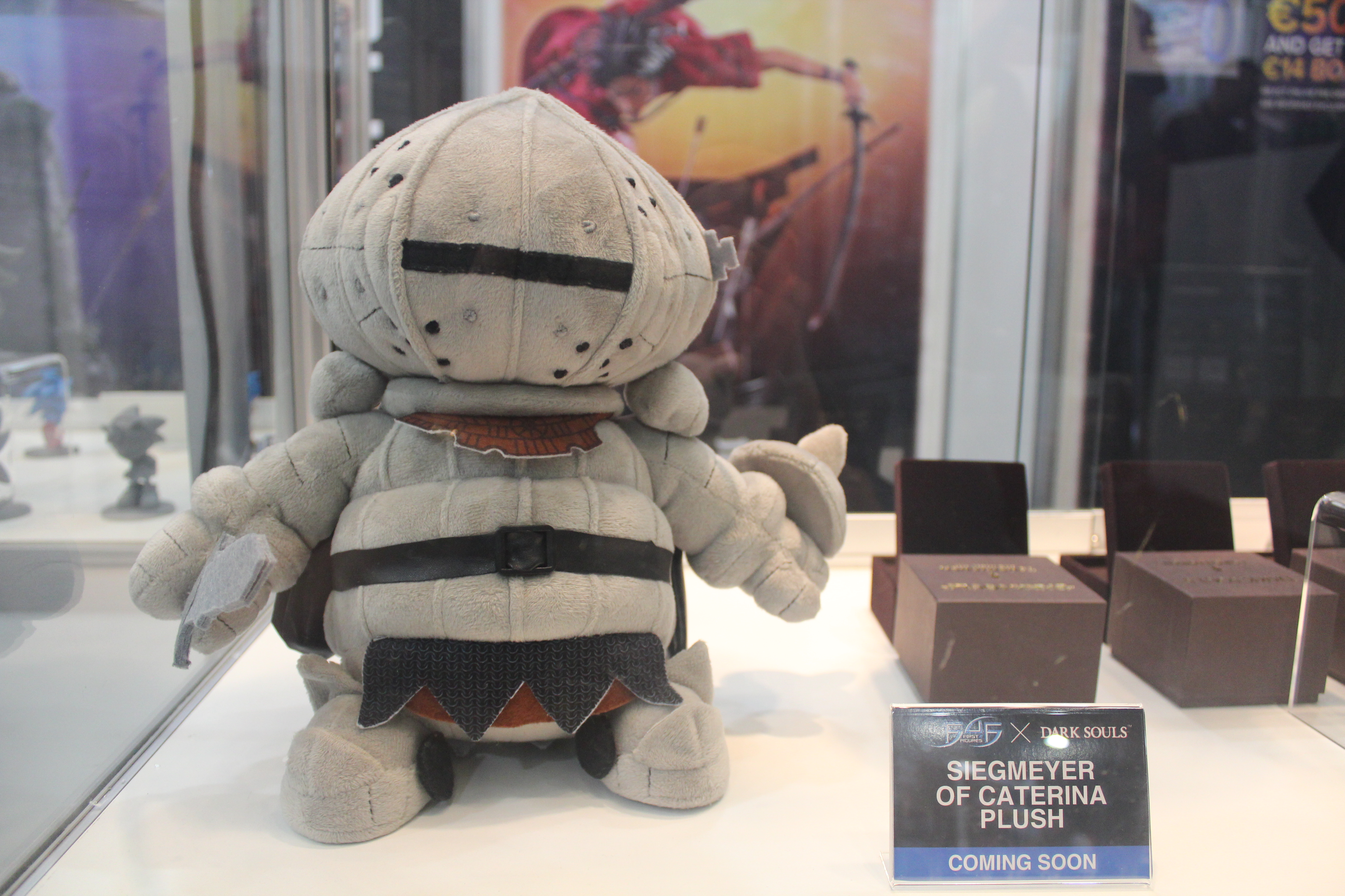 Dark Souls – Siegmeyer of Catarina Plush