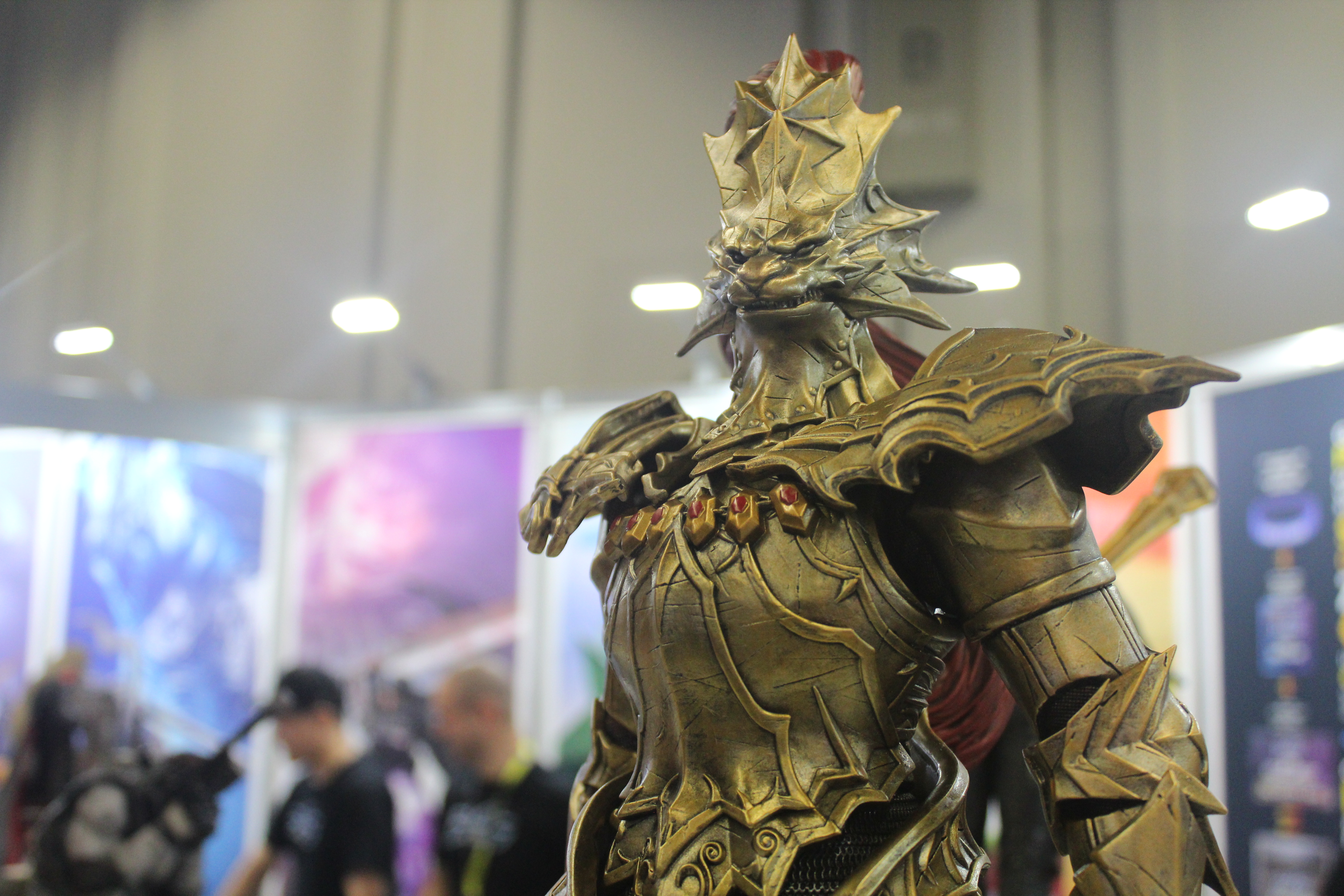 Dark Souls – Dragon Slayer Ornstein (Exclusive)