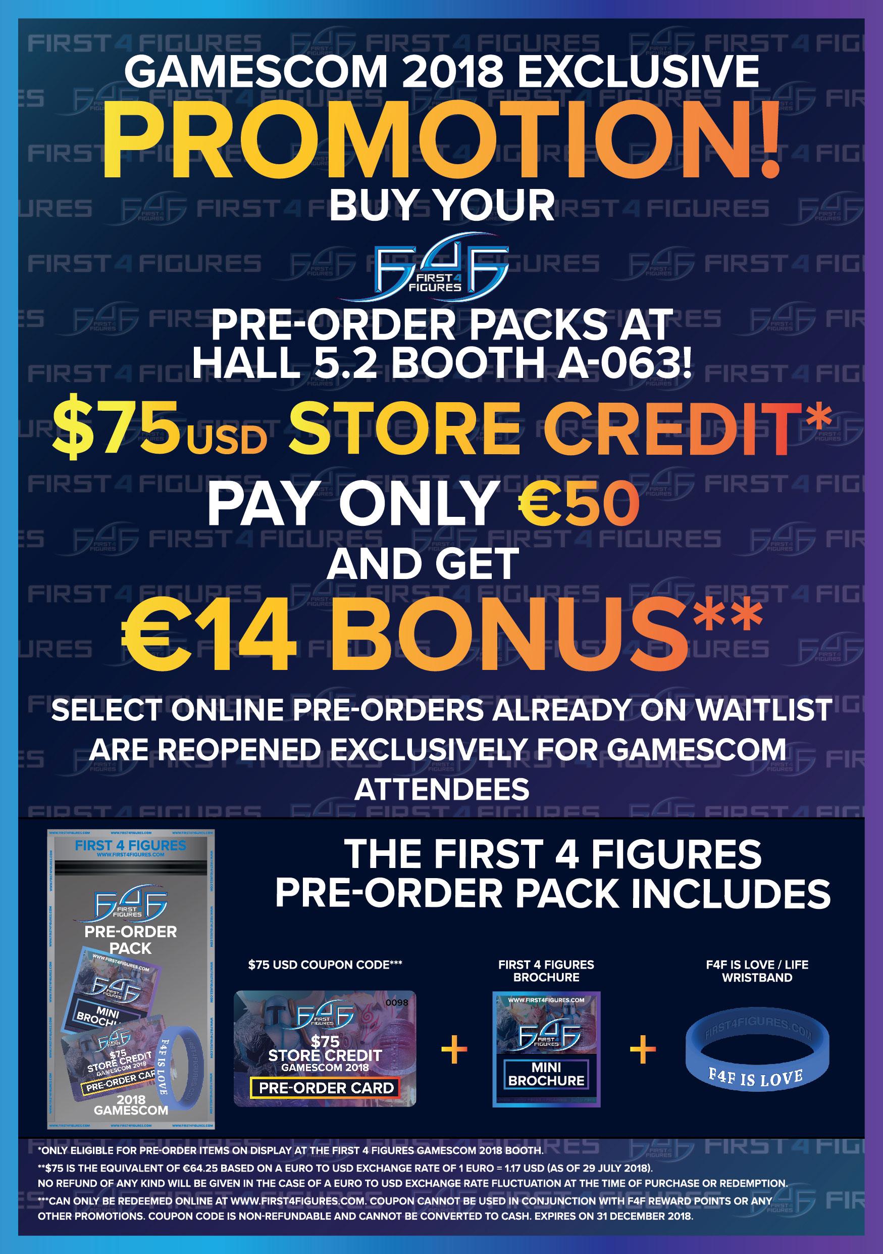 Gamescom 2018 F4F flyer (English)