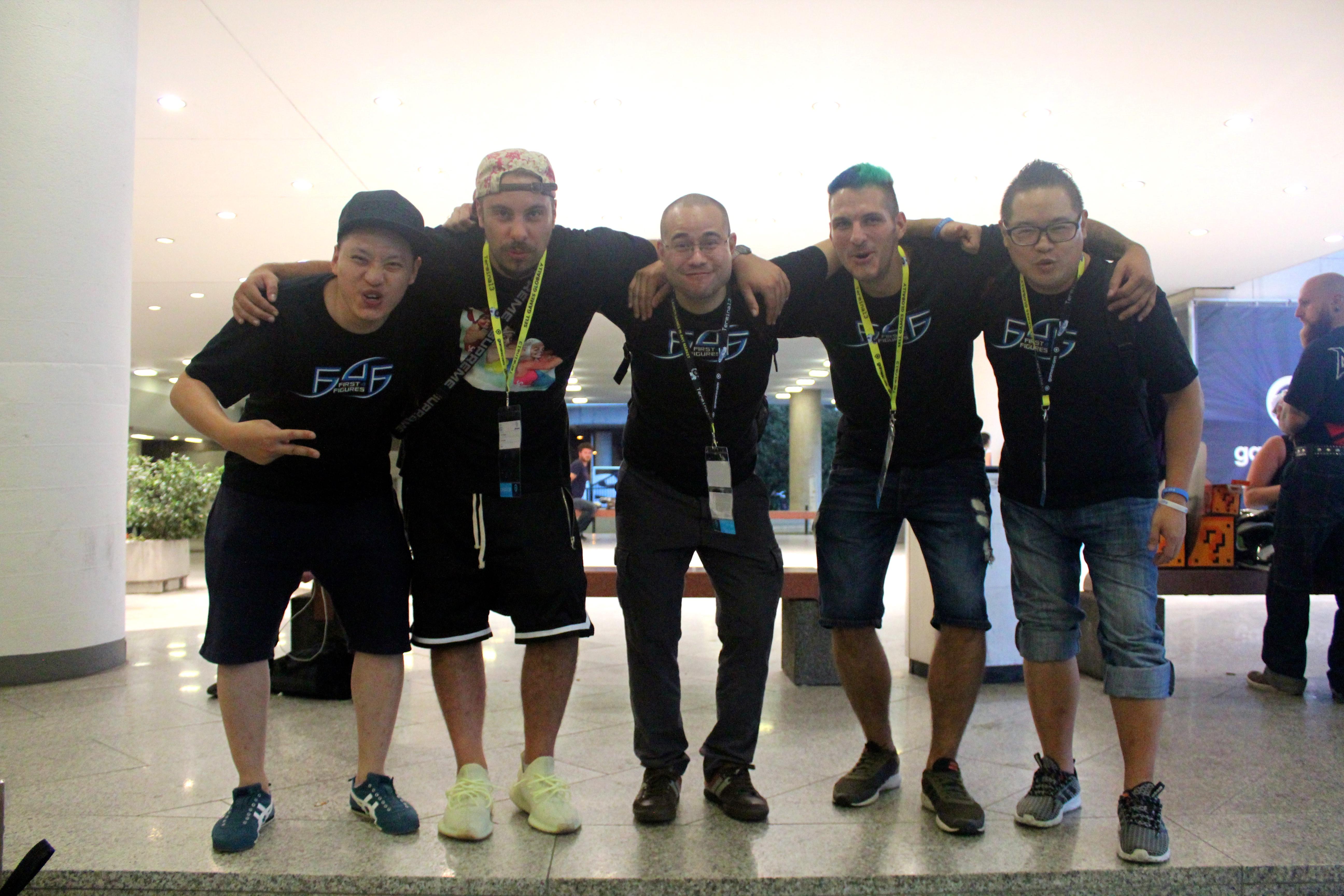 Day 2 Crew!