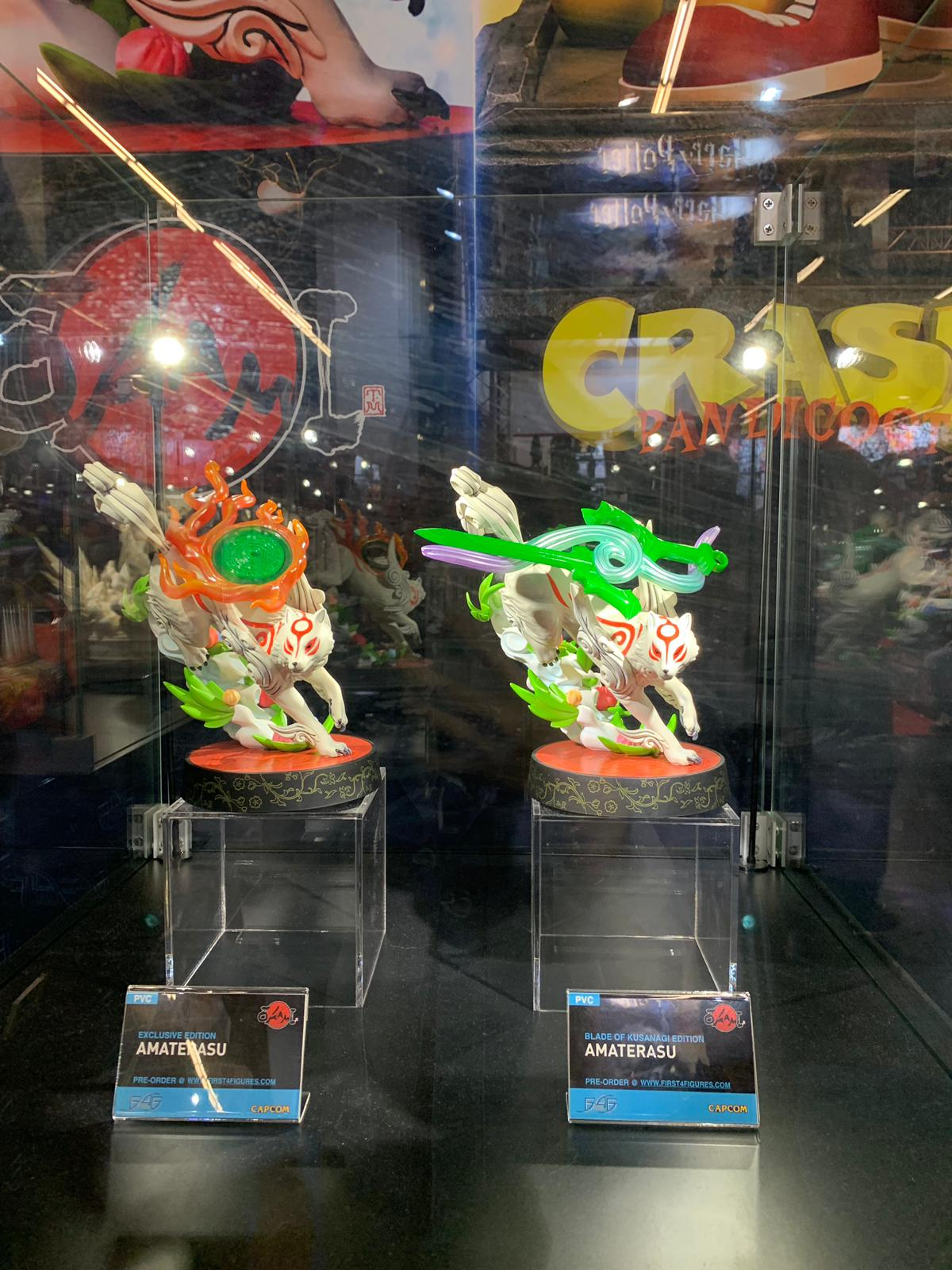 First 4 Figures Amaterasu PVC @ Gamescom 2019