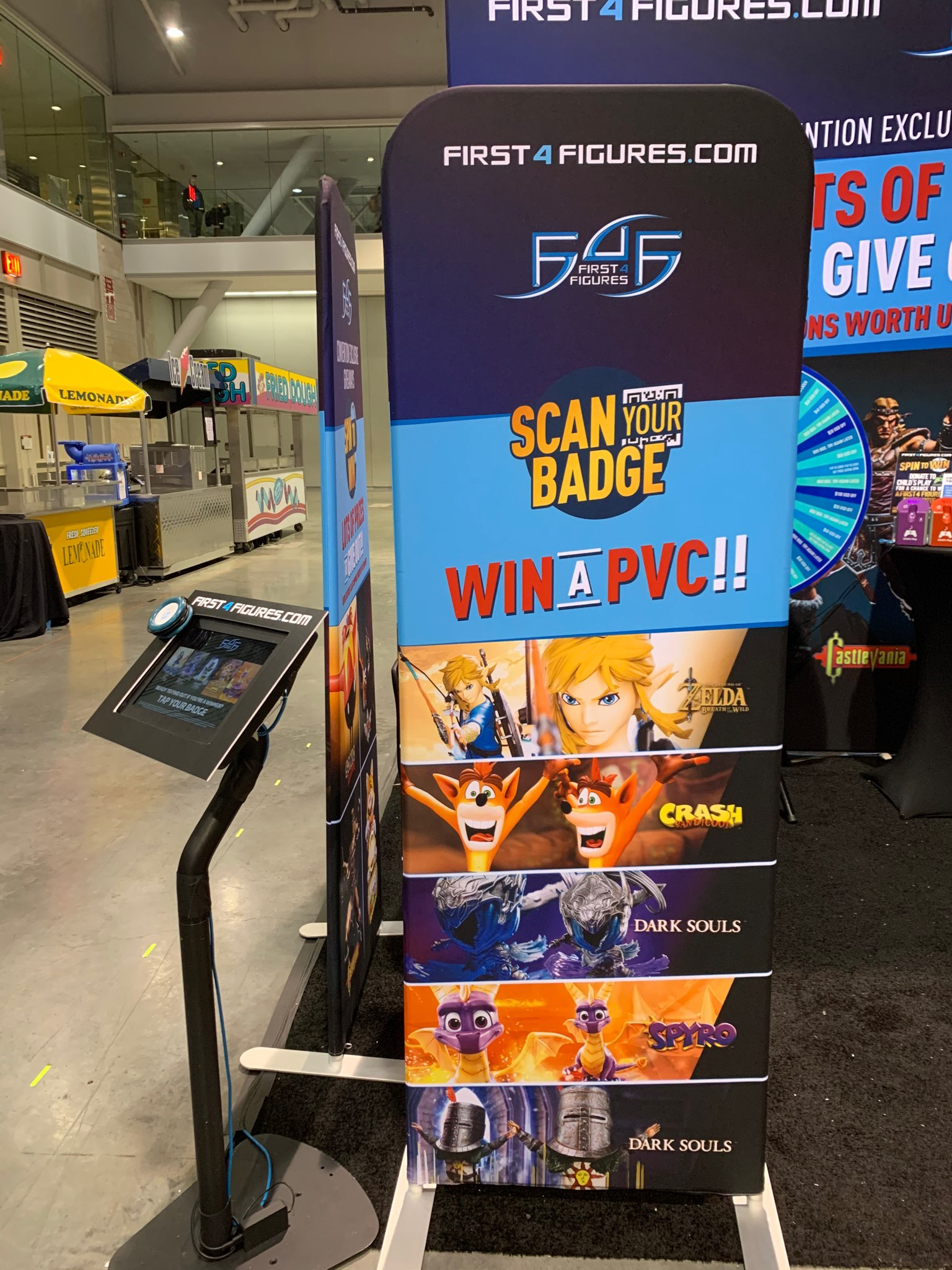 Scan to Win @ PAX East 2020