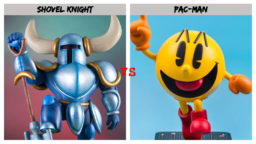 King of the Ring VI Week 5 Shovel Knight vs Pac Man