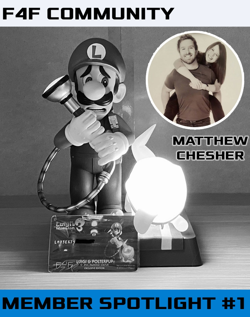 F4F Member Spotlight 1 Matthew Chesher