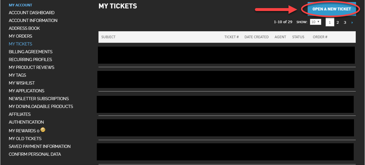 How to create a Customer Service ticket via Freshdesk (Step 2)