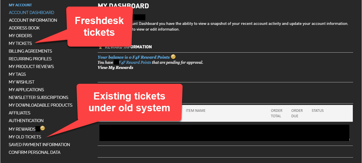 How to create a Customer Service ticket via Freshdesk (Step 4)