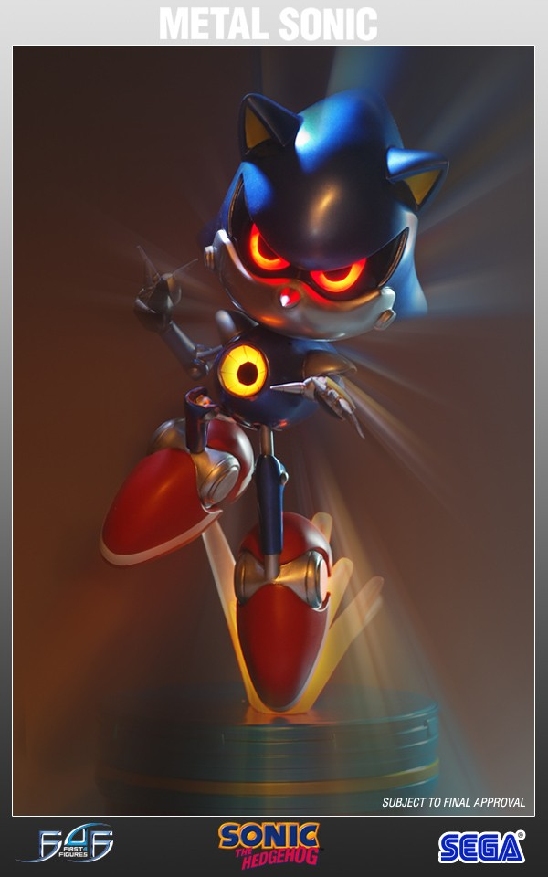Metal Sonic (Exclusive)
