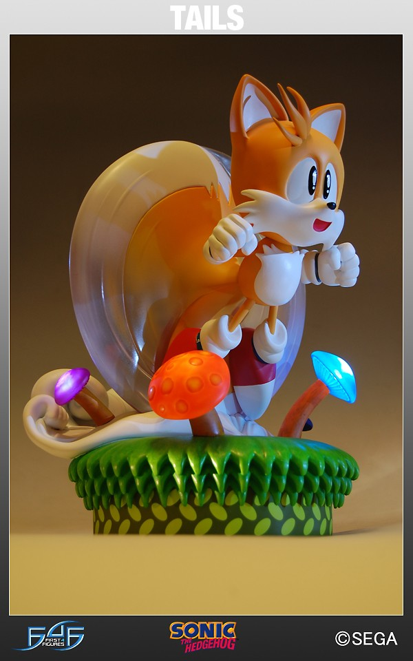 Tails (Exclusive)