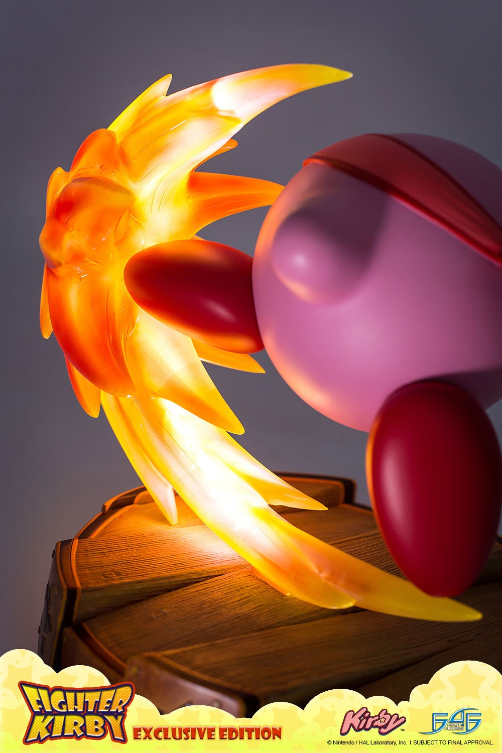 Fighter Kirby (Exclusive)
