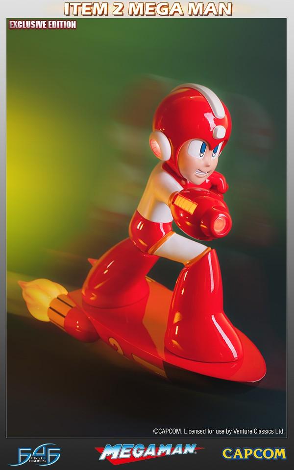 Item 2 Megaman (Exclusive)