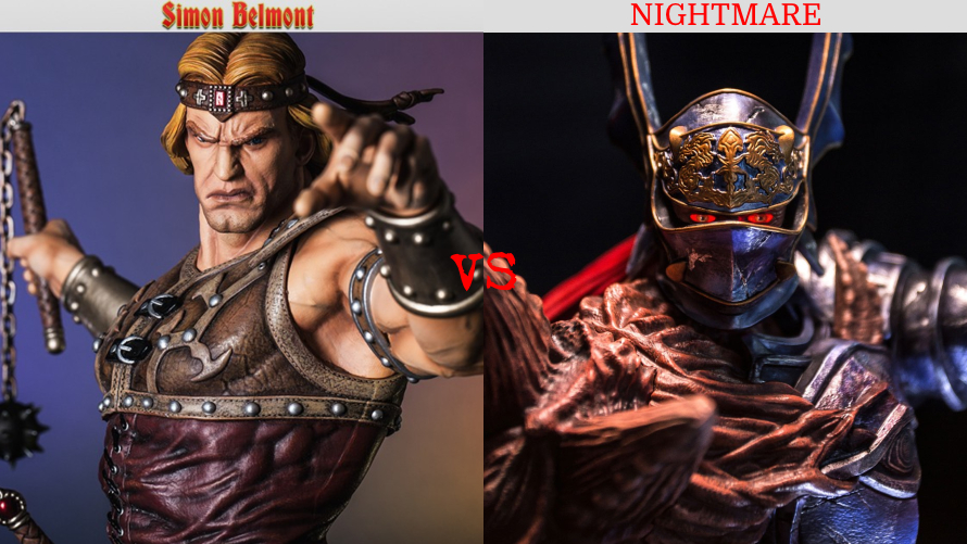 Simon Belmont vs. Nightmare