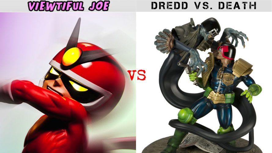 Viewtiful Joe vs. Dredd & Death